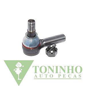 """TERMINAL DIRECAO VW/FORD LADO DIREITO 1 1/8"""" (T16415712)"""