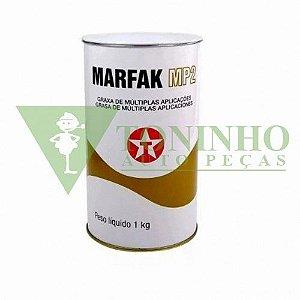 GRAXA DE MÚLTIPLAS APLICAÇÕES MARFAK MP2 1KG