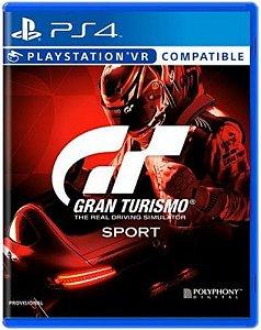 Gran Turismo Sport -Plystation Hits