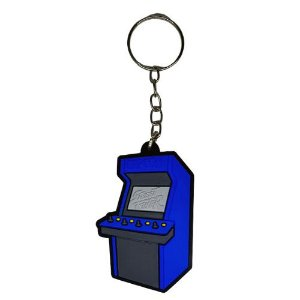 Chaveiro Arcade Fliperama