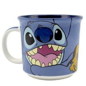 Caneca Lilo Stitch 350ml