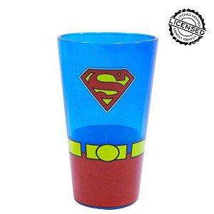 Copo Vidro Superman 450ml
