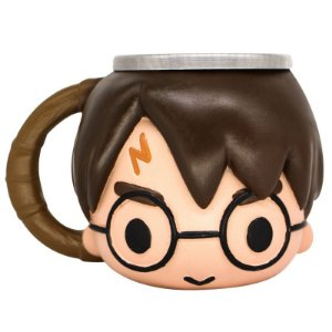 Caneca 3D Harry Potter 250ml