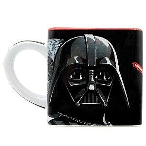 Caneca Cubo Star Wars Darth Vader 300ml