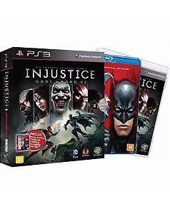 Injustice Gods Among Us + Filme Liga da Justiça