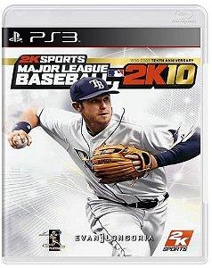 2K Sports Major League Baseball 2K10