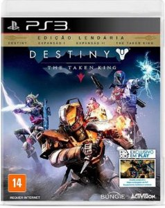 Destiny: The Taken King - Edição Lendária