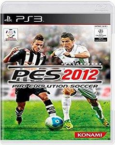 Pro Evolution Soccer 2012 (Pes 12)