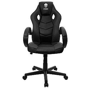 Cadeira Gamer Eg901/ Hunter Preto - Evolut