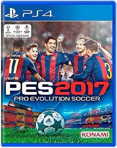 Pro Evolution Soccer 2017 (PES 17)