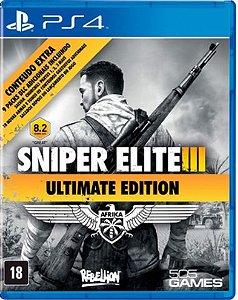 Sniper Elite III (Ultimate Edition)