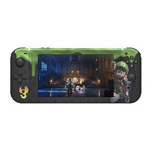 Película Protetora Nintendo Switch -Luigi's Mansion 3