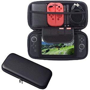 Case Bolsa Estojo De Viagem Capa De Proteção Nintendo Switch
