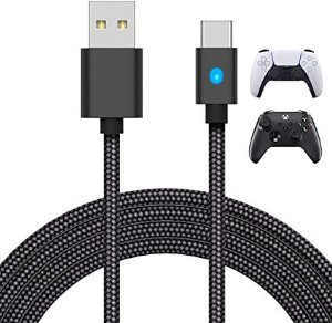 Charging Cable USB C -Cabo PS5