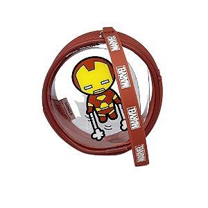 Bolsa Para Moedas Com Alça Marvel Homem de Ferro