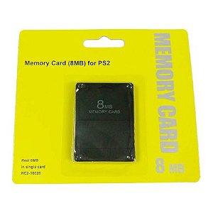 Memory Card Para PS2 8MB