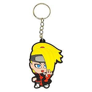Chaveiro Deidara - Naruto - Emborrachado