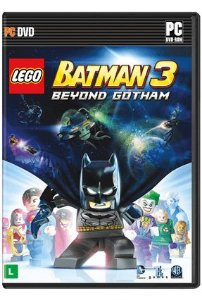Lego Batman 3 Beyond Gotham - Jogos PC