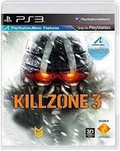 Killzone 3 Playstation 3 - PS3