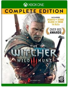 The Witcher 3: Wild Hunt (Complete Edition) - Xbox One
