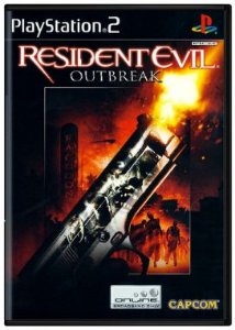 Resident Evil: Outbreak - Playstation 2 - PS2
