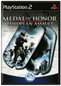 Medal of Honor: European Assault - Playstation 2 - PS2