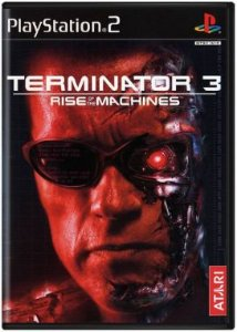 Terminator 3: Rise of the Machines - Playstation 2 - PS2