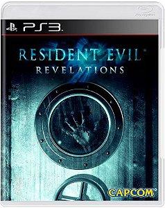 Resident Evil Revelations - Playstation 3 - PS3
