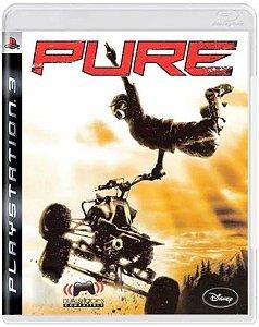 Pure - Playstation 3 - PS3
