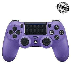 Controle DualShock 4 Roxo - Sony