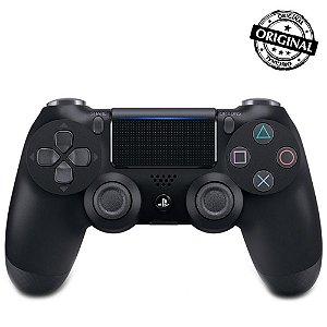 Controle PS4 - Seminovo Preto - Paddle