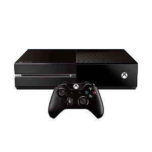 Console Xbox One Fat 500 GB (Acompanha Fonte) -Queima de Estoque