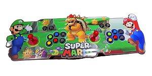 Fliperama Super Mario - Seminovo