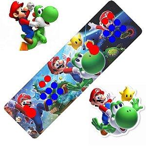 Fliperama Super Mario E Yoshi + De 9.150 Jogos