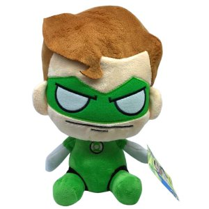 Pelúcia 30cm Super Fun Lanterna verde