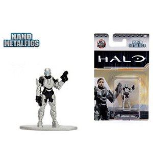 Nano Metalfigs Commander Palmer - Halo