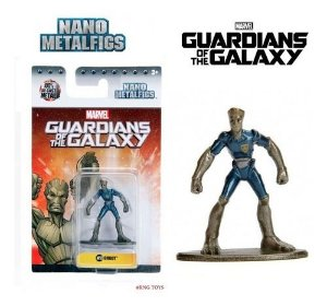 Nano Metalfigs Groot -Marvel