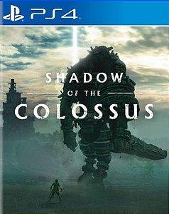 Shadow Of The Colossus (Cartolinado)