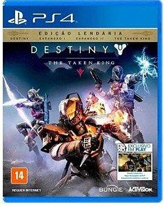Destiny : The Taken King - Edição Lendaria