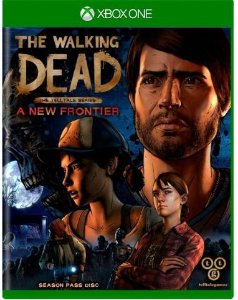 The Walking Dead :A New Frontier