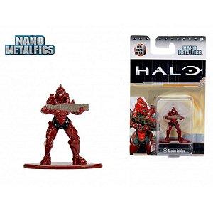 Nano Metalfigs Spartan Achilles -Halo