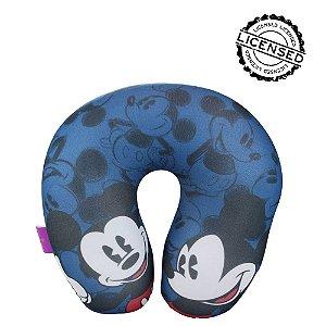 Almofada Pescoço Microperolas Mickey - Zona Criativa - Oficial - Disney