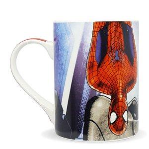 Caneca C/ Alça Redonda 460ml Marvel Ultimate Spider-Man