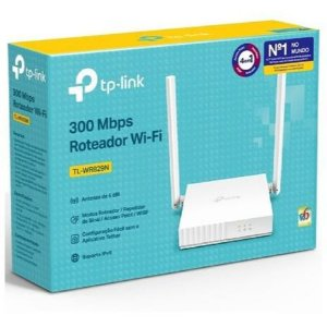 Roteador Tp-link Tl-WR829N Wireless Multimodo 300 Mbps