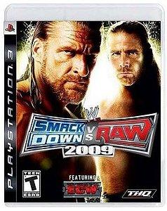 SmackDown vs Ram 2009
