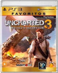 Uncharted 3 : Drake´s Deception (SteelBook)