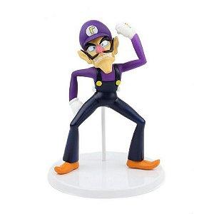 Nintendo Super Mario Bros Waluigi Standard Figure