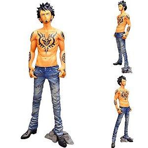 Action Figure One Piece Trafalgar Law King Artist Original