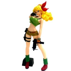 Action Figure  Dragon Ball Glitter & Glamours -Lunchi