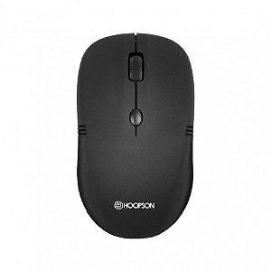 Mouse Óptico Hoopson S/Fio Mod MS-037W